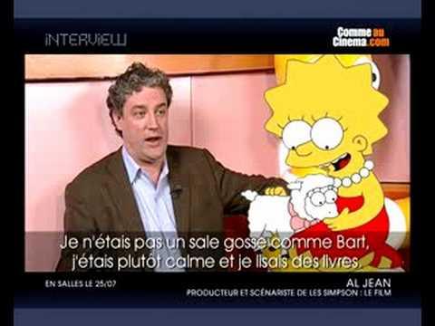 Interview Matt Groening et Al Jean