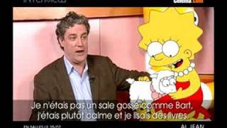 Interview Matt Groening et Al Jean