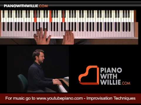 Piano piano chords improvisation : Learn Piano Improvisation - Part 7 - Start with chord tones - YouTube