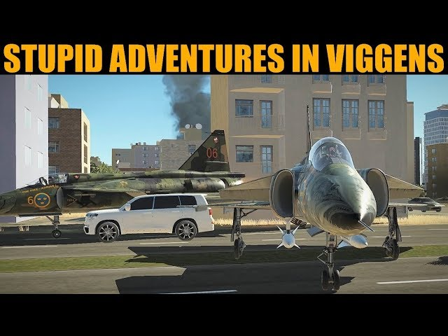 The Misadventures Of Cap & RC #1 | DCS WORLD
