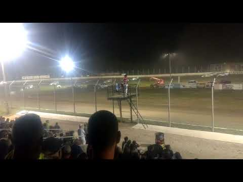 USMTS modifieds at Humboldt Speedway