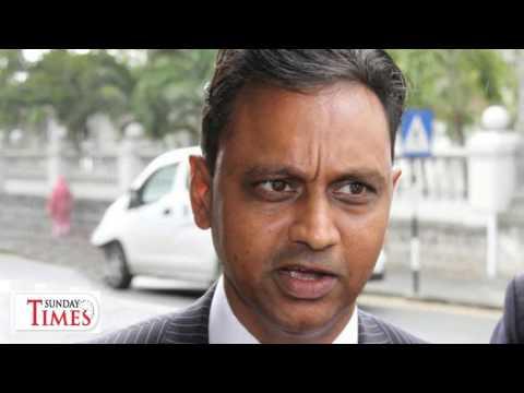 Les graves allégations de Ravi Rutnah contre Sunday Times