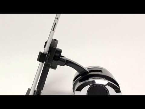 Jensen JiPS-270i Adjustable Docking Music System