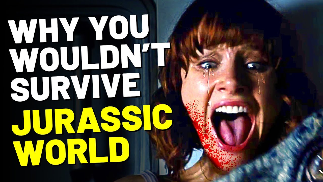 Why You Wouldn't Survive Jurassic World