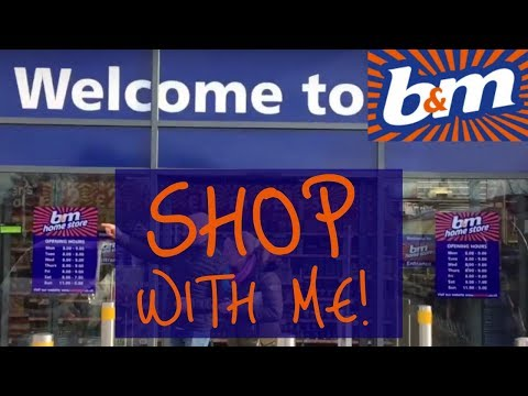 Come to B&M with Me Shopping 2019 | B&M Haul | TabaandBaba | Tabby Perry