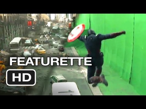 The Avengers Featurette - Industrial Light & Magic (2012) - Joss Whedon Movie HD thumbnail