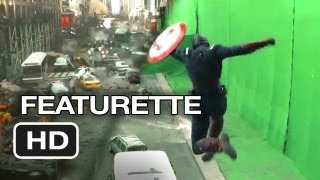 Repeat youtube video The Avengers Featurette - Industrial Light & Magic (2012) - Joss Whedon Movie HD