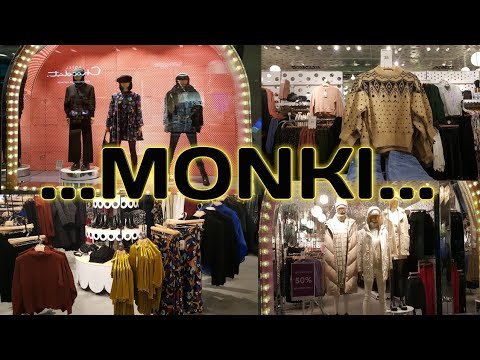 MONKI MANCHESTER || LATEST FASHION TRENDS || AUTUMN|WINTER CLOTHING COLLECTIONS || NOVEMBER 2019