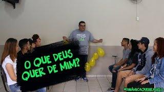 O QUE DEUS QUER DE MIM? - DINÂMICA QUEBRA GELO CÉLULAS #123