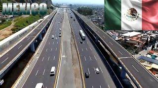 El Gran Desarrollo de la Infraestructura Carretera en la Zona Metropolitana de la Ciudad de México