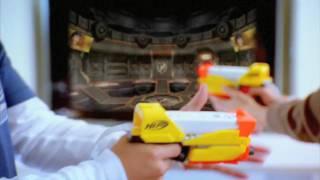 Nerf Wii  -  N-Strike Blaster