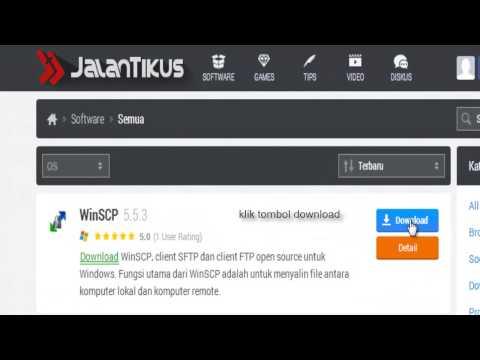 cara download di jalantikus com - YouTube