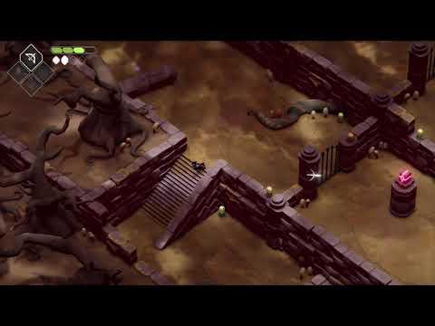 Death's Door Gameplay (PC Game) |