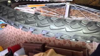 Schwalbe Land Cruiser KevlarGuard (26х1.90/2.00)(Покрышка велосипедная Schwalbe Land Cruiser KevlarGuard (26х1.90/2.00) .Велосипед ХВЗ М1040 . Производитель: Schwalbe. Одна из самых..., 2014-11-20T10:26:09.000Z)