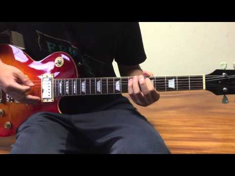 Bon JoviLivin' On A Prayer guitarcover