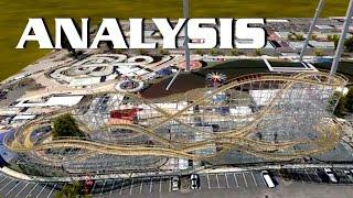 Fun Spot America 2017 Coaster Analysis Kissimmee Florida Gravity Group
