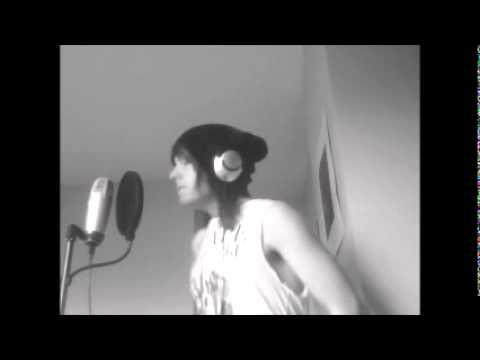 Asking Alexandria - right now na na na (vocal cover)