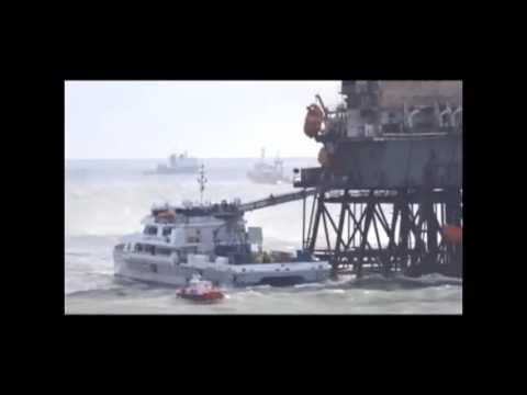 Ampelmann Offshore Access Systems - People Rescue