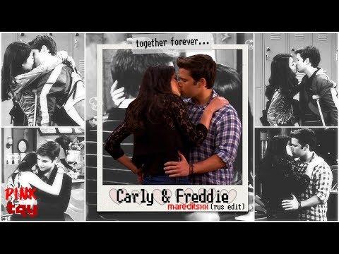 ♡ Carly \u0026 Freddie♡ Creddie♡│iCarly│