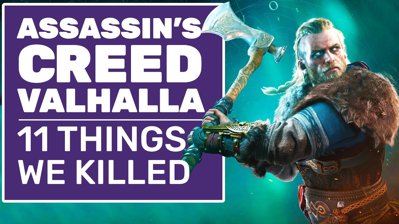 Assassin's Creed Valhalla hands-on: new Vikings, old tricks