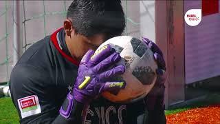 México varonil avanza INVICTO a la final de la Homeless World Cup
