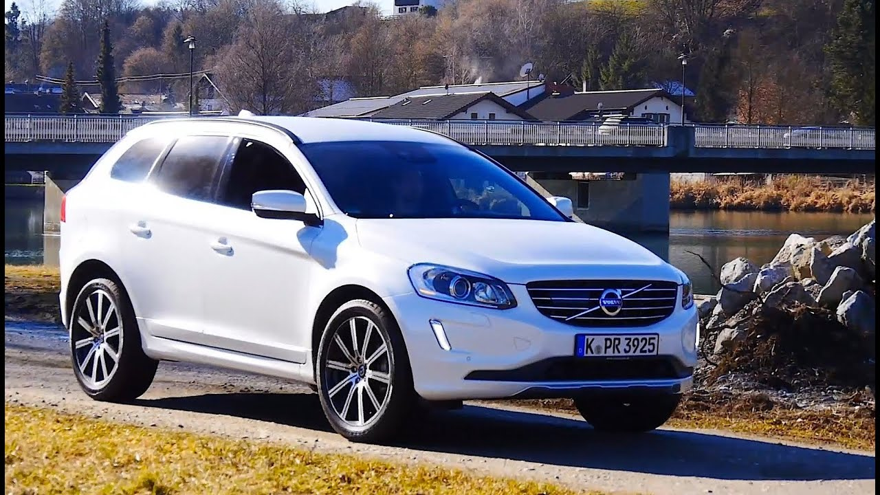 Volvo Xc60 Review Test Drive Of The Compact Suv Autogefühl Autoblog You