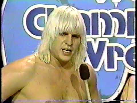 WCW December 31, 1983 - January 8, 1984