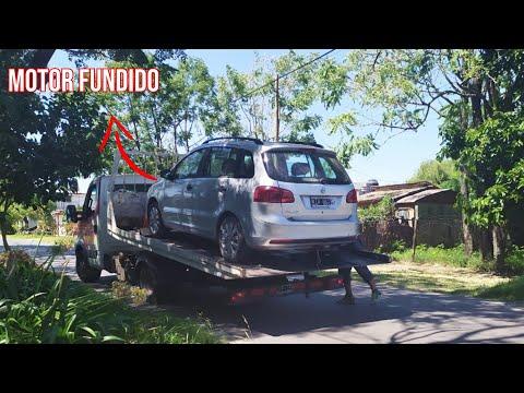 CAMBIO De MOTOR A VW SURAN