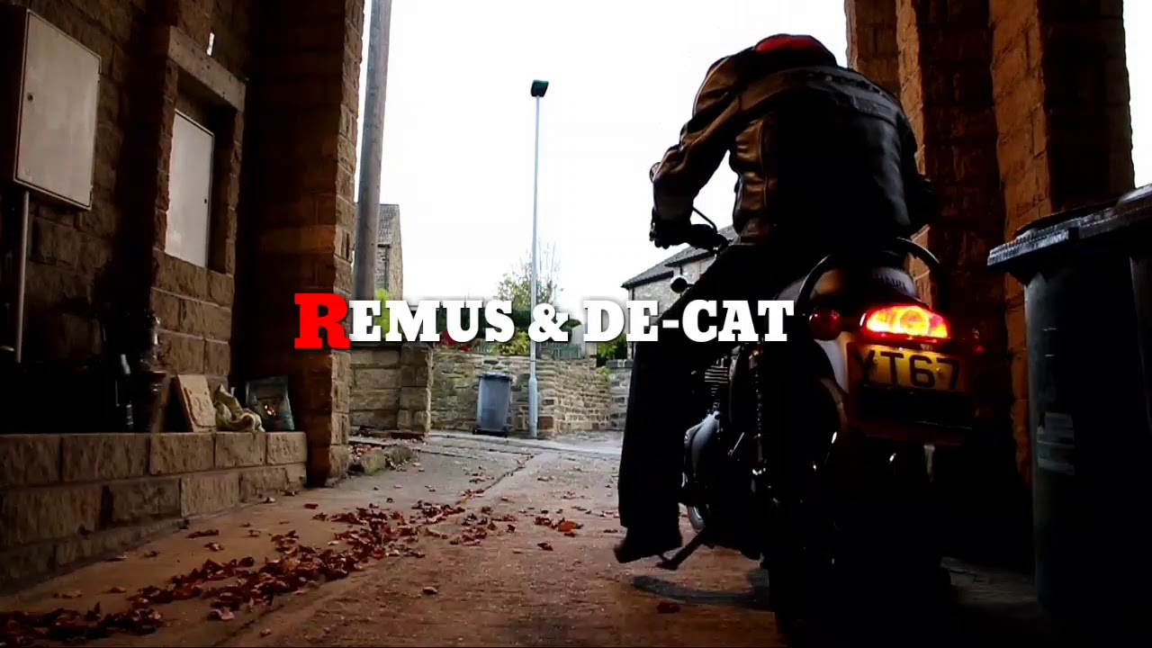 Triumph Bonneville T120 Standard Exhaust Vs Remus De Cat Youtube