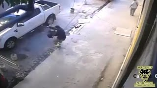 Armed Defender Ruins Carjacker's Day | Active Self Protection