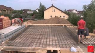 видео строительство коттеджей