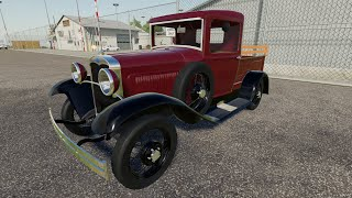 Hey Guys, I've made a review of the Ford Model A Pickup by Expendables Modding, Edit: OKUSEDMODS. Thanks for watching  Download: http://www.modhub.us/farming-simulator-2019-mods/ford-model-a-pickup-1930-v1-0-0-0/  Please: Like, share, comment and subscrib
