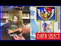 Data Select - Sonic the Hedgehog 3 & Knuckles [LO-FI FUNK COVER] | Green Hill Funk | Longestsoloever