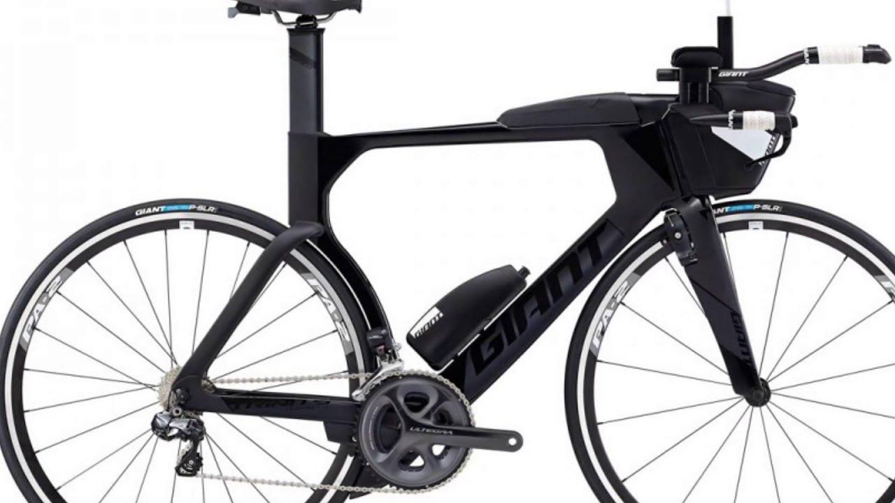 Pro Bike Giant Unveils New 2016 Trinity Triathlon Bike Youtube