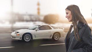 Спорткар из 90х оживлён и валит! Виктория и ее 3000GT. Часть 2