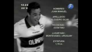Entrevista a Juan Manuel Salgueiro - 15.07.13 - Su Carrera como jugador