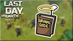 The Last Day on Earth SURVIVAL GUIDE (How to Play LDoE + SURVIVE as a Beginner in 2019)