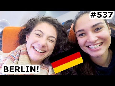 TURKISH FOOD IN BERLIN DAY 537 | TRAVEL VLOG IV