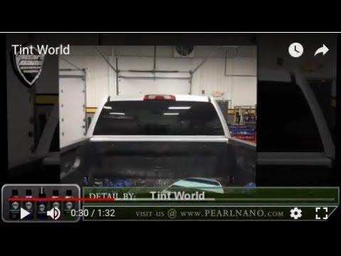 Pearl Nano Certified Installer: Tint World