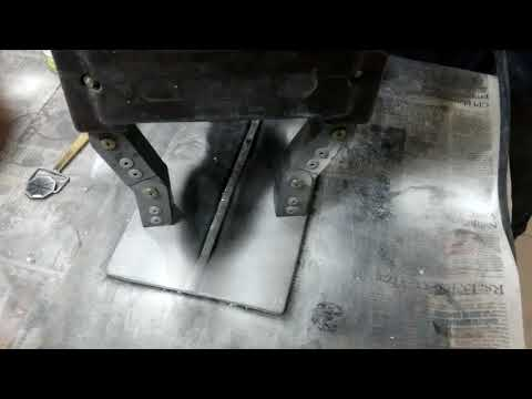 NATIONAL NDT TRAINING & CONSULTANCY SERVICES - MAGNETIC PARTICLE TESTING PRACTICALS VIDEO
