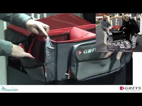 Greys 2018 Stillwater Boat Bag Review