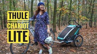 Przyczepka rowerowa Thule Chariot Lite czy warto? Recnzja