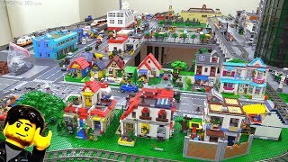 LEGO City update - So much resolved! Sept. 28 2017