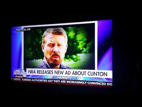 Hillary Clinton Benghazi Reaction 2 Report & NRA Trump TV AD. Sean Hannity