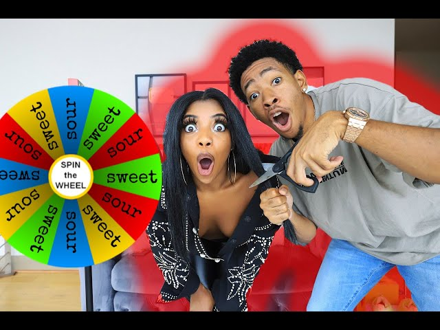 Spin The Mystery Wheel Challenge! TRUTH OR DARE
