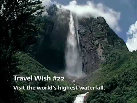 "Travelocity ""Angel Falls"""