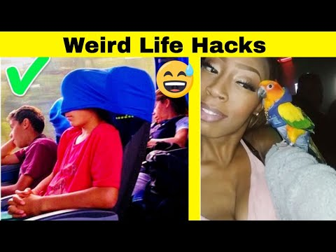 Weird Life Hacks That Actually Work
