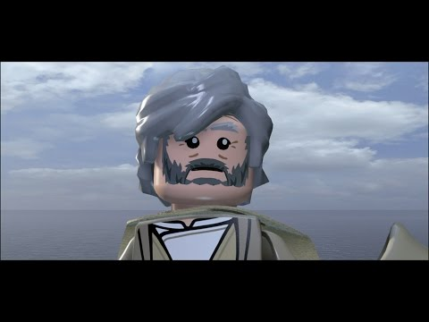LEGO Star Wars: The Force Awakens - All Cutscenes