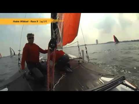 2013 Hobie Wild Cat World Championships Day 4