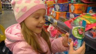Funny Baby haciendo compras Supermercado Canciones infantiles para niños Juego de simulación